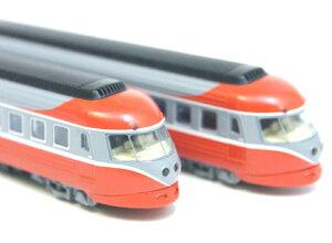昭和32年に登場した小田急ロマンスカーSE3000形のNゲージ鉄道模型です。小田急電鉄オリジナル版...
