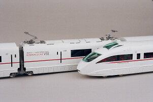Nゲージ鉄道模型TOMIX製小田急ロマンスカー50000形VSE11両(第1編成セット)【TRAINS購入特典!】