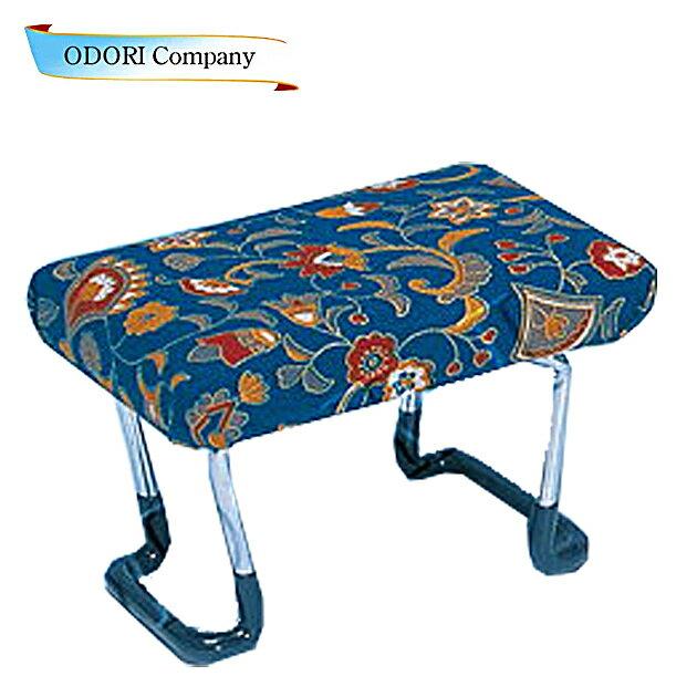 あづま姿 らくらく椅子 正座椅子 小 ワンタッチ式 巾着袋付 和装 着物 NO.714