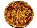 バースデーケーキ フルーツケーキ 誕生日ケーキ キャラメルバナナのタルト16cm(5号)大人のフルーツタルトです。 記念日ケーキ ☆ 記念日 ・ お祝い用に!【バースデイケーキ】