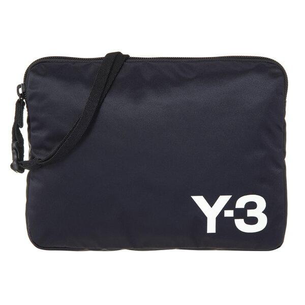 ワイスリーショルダーポーチブラックメンズY-3FH9252誕生日ブランドかっこいいプレゼントにも高級20代30代40代50代60
