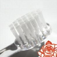 【歯ブラシ】「MISOKA」先に独自コーティングを施した職人技歯ブラシ朝、この歯ブラシで磨くと...
