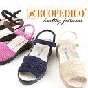 アルコペディコ 軽量サンダル SHARP 歩きやすく、疲れにくいを追求して作られたコンフォートシューズ シャープ レディース 靴 ペタンコ..