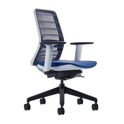 KOPLUS | コプラス TONIQUE トニックチェア オフィスチェア メッシュ 肘付 腰当付き 事務椅子 デスクチェア パソコンチェア ワークチェア メッシュチェア