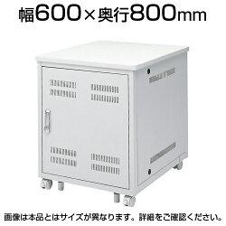 サンワサプライサーバーデスク幅600×奥行800mm