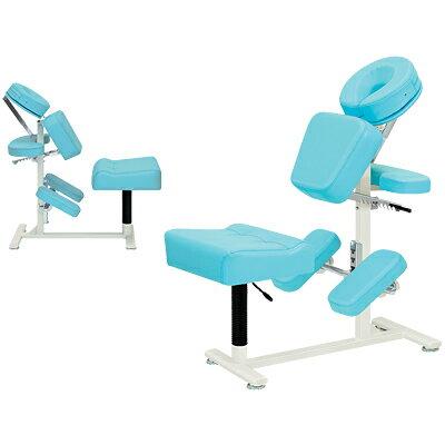 マッサージチェアー 椅子型施術台 GSラウンドFタイプ/TB-453 メディカルチェアー 回復室 休憩室 診察用 イス 椅子 いす エステ 医療 病院 業務用 クイックマッサージ