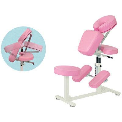 マッサージチェアー 椅子型施術台 ラウンドチェアーFタイプ/TB-518 メディカルチェアー 回復室 休憩室 診察用 イス 椅子 いす エステ 医療 病院 業務用 クイックマッサージ