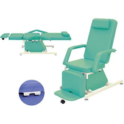 医療 診療 治療用チェアー GS治療チェアー(アジャスター付き)/TB-530-02 メディカルチェアー 回復室 休憩室 診察用 イス 椅子 いす エステ 医療 病院 業務用 クイックマッサージ