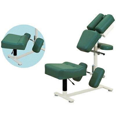 マッサージチェアー 椅子型施術台 GSラウンドチェアーNタイプ/TB-567 メディカルチェアー 回復室 休憩室 診察用 イス 椅子 いす エステ 医療 病院 業務用 クイックマッサージ