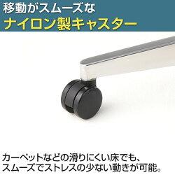 オールメッシュチェア座面メッシュオフィスチェアシンクス2寸法図
