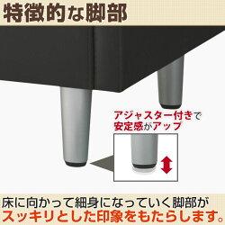 背合わせが可能なのでロビーやエントランスでの使用にも適したソファ