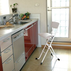 【まとめ買い】ワーキングチェアモア2脚セット折りたたみ可能揺動座面完成品日本製小型作業用チェア