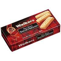 ウォーカー お菓子Lパケットフィンガショートブレッド JANコード:0039047001107(5セット)