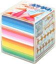 【592円×1セット】トーヨー 千羽鶴用折紙7.5