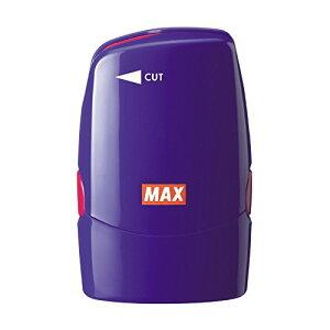 マックス 個人情報保護 スタンプ コロコロケシコロ WITHレターオープナー SA-151RL/B