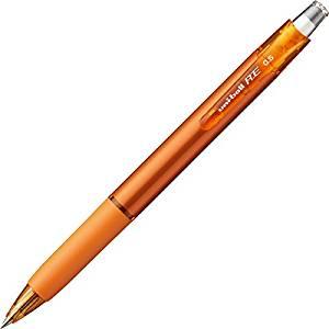 ミツビシ 三菱鉛筆 UNI 消せるゲルインクボールペン uni-ball R:E 0.5mm サンオレンジ (5セット)