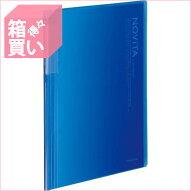 【箱買い商品/一箱90セット】KOKUYO(コクヨ)カードホルダーノビータA4メイ−N260B(納期優先の為単品詰合せの場合が御座います)