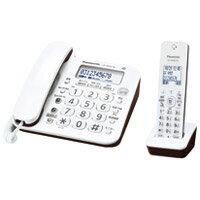 Panasonic無線電話器VE-GD24DL-W