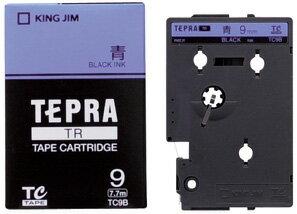 產品詳細資料,日本Yahoo代標 日本代購 日本批發-ibuy99 【1257円×120セット】テプラTR テープカートリッジ カラーラベル パステル 青 9mm T…
