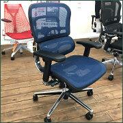 【展示処分品】ErgohumanBasicエルゴヒューマンベーシックロータイプEH-LAM高機能オフィスチェア高機能チェアランバーサポートメッシュパソコンチェアPCチェアデスクチェアワークチェア関家具オフィス家具イス椅子オフィスチェア