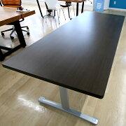 【中古】[数量限定]即日発送可コクヨ折り畳み会議テーブルW1800オフィス家具備品