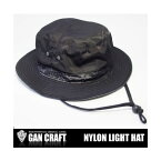 GAN CRAFT/ガンクラフト NYLON LIGHT HAT/ナイロン ライト ハット (代引き不可)