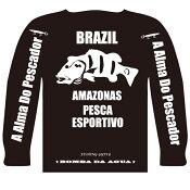 BOMBADA AGUA/ボンバダ・アグア ロングTシャツ 初期に少量販売されたブラックモデル!