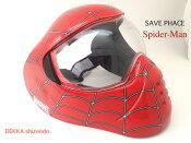 SAVE PHACE/セーブフェイス  【SPIDER-MAN/スパイダーマン】フェイスマスク バスボート防風 防寒 タクティカルマスク