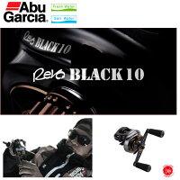 23%off AbuGarcia / アブガルシア  【 REVO BLACK10 / レボ ブラック10 】 木村 建太 キムケン ブラック 10 BLACK 10