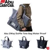 15%off Abu Garcia / アブガルシア   【 Abu 2Way Duffle Tote Bag Water Proof / アブ 防水2Wayダッフルトート バッグ 】防水仕様 ウォータープルーフ