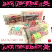 FROG PRODUCTS/フロッグプロダクツ 【 MAD LAD 80 / マッドラッド 80 】 トップ道 荒井謙太