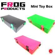 FROG PRODUCTS  / フロッグプロダクツ 新色【 Mini Toy Box / ミニトイボックス 】トップ道 荒井謙太