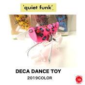 quiet funk / クワイエット ファンク 【 DECA DANCE TOY 5/8OZ / デカダンス トイ 5/8OZ 】2019カラー トップウォーター 羽根もの