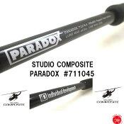 STUDIO COMPOSITE / スタジオコンポジット【 PARADOX 711045 / パラドックス 711045 】individual development POWER4.5
