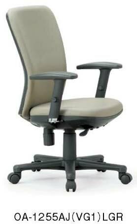 PCチェア PCチェアー パソコンチェアー 背ロッキング デスクチェア 事務椅子 オフィスチェア ワークチェアー AICO ミドルバック 【お客様組立】 OA-1255CJ 勉強椅子 サークル肘 デスクチェアー オフィスチェアー 【送料無料】 学習椅子 アイコ パソコンチェア ワークチェア
