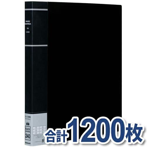 当店人気商品! フォトグラフィリア L判 6面 240ポケット...