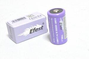 【電子タバコ専門店 オフィスエッジ】Efest社の定番 button top IMR18350 700mA リチウムマン...