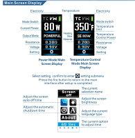 ◇数量限定特典付き◇HcigarWarWOLF【ウォーウルフ80w】カラー液晶電子タバコMODvape高性能