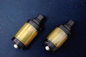 GWイベントアイテム【ウルテムタンク付き】AmbitionMODSブラックカラーGATEMTLRTA22mmシングル電子たばこアトマイザーvapeRBA新着商品[E-4]