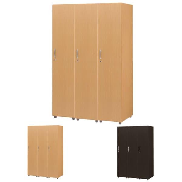 タック販売 ロッカー 高品質木製ロッカー 3人用 FJLS [ロッカー 本棚 収納家具 オフィス用品 オフィス用 オフィス家具 オフィス収納 会社 企業向け 施設用 木製 ハイテクウッド]