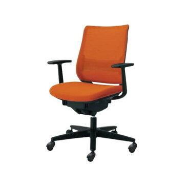 コクヨ(KOKUYO) オフィスチェア ミドルバック Mitra(ミトラ) CR-G2921E6-V [事務用チェア オフィス用品 オフィス用 オフィス家具 チェア 椅子 イス 事務椅子 デスクチェア パソコンチェア スタンダード 高機能 MITRA ミトラ]