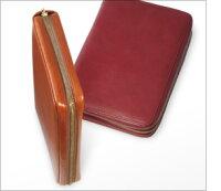 レイメイ藤井ダヴィンチ聖書サイズシステム手帳リング24mmラウンドファスナータイプDB700