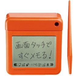 今だけポイント2倍!!キングジム 卓上メモ 「マメモ」 mamemoTM1オレ ビビットオレンジ【a_2s...