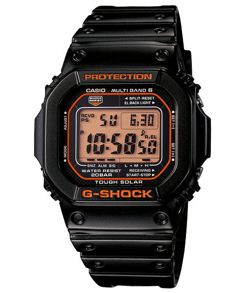 腕時計, メンズ腕時計 CASIO G-SHOCK( G) ORIGIN GW-M5610R-1JF MULTI BAND 6 RCP