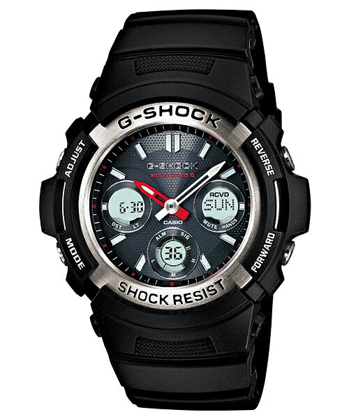 腕時計, メンズ腕時計 CASIO G-SHOCK( G) The G AWG-M100-1AJF MULTI BAND 6 RCP
