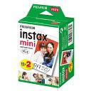 FUJIFILM<富士フイルム>チェキ用フィルム instax mini 2パック INSTAX MINI JP2