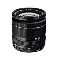 FUJIFILM<富士フイルム>XFレンズレンズ交換式プレミアムカメラXシリーズXマウント用フジノンレンズXF18-55mmF2.8-4RLMOIS標準ズームレンズFXF18-55mmF2.8-4R
