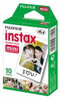 富士フイルムインスタントカメラチェキ専用フィルム10枚パックinstaxminikr1