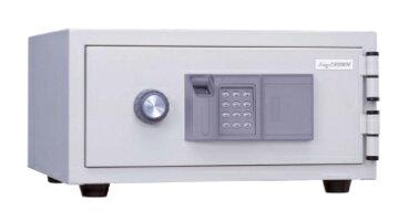 キング工業HOMESAFE<家庭用耐火金庫>指紋認証耐火金庫30分耐火性能試験合格CPS-FPE-A4