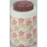カメヤマ 和遊 桜の香り 線香 筒箱タイプ I20120101